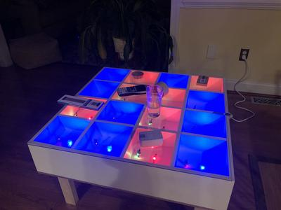 LED Table Home Image